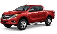 NEW MAZDA BT50 4X4, hasta 5 pax