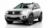 Station Wagon RENAULT DUSTER 4x4, hasta 5 pax